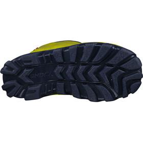 Viking Footwear Ultra 2.0 Botas Niños, lime/navy